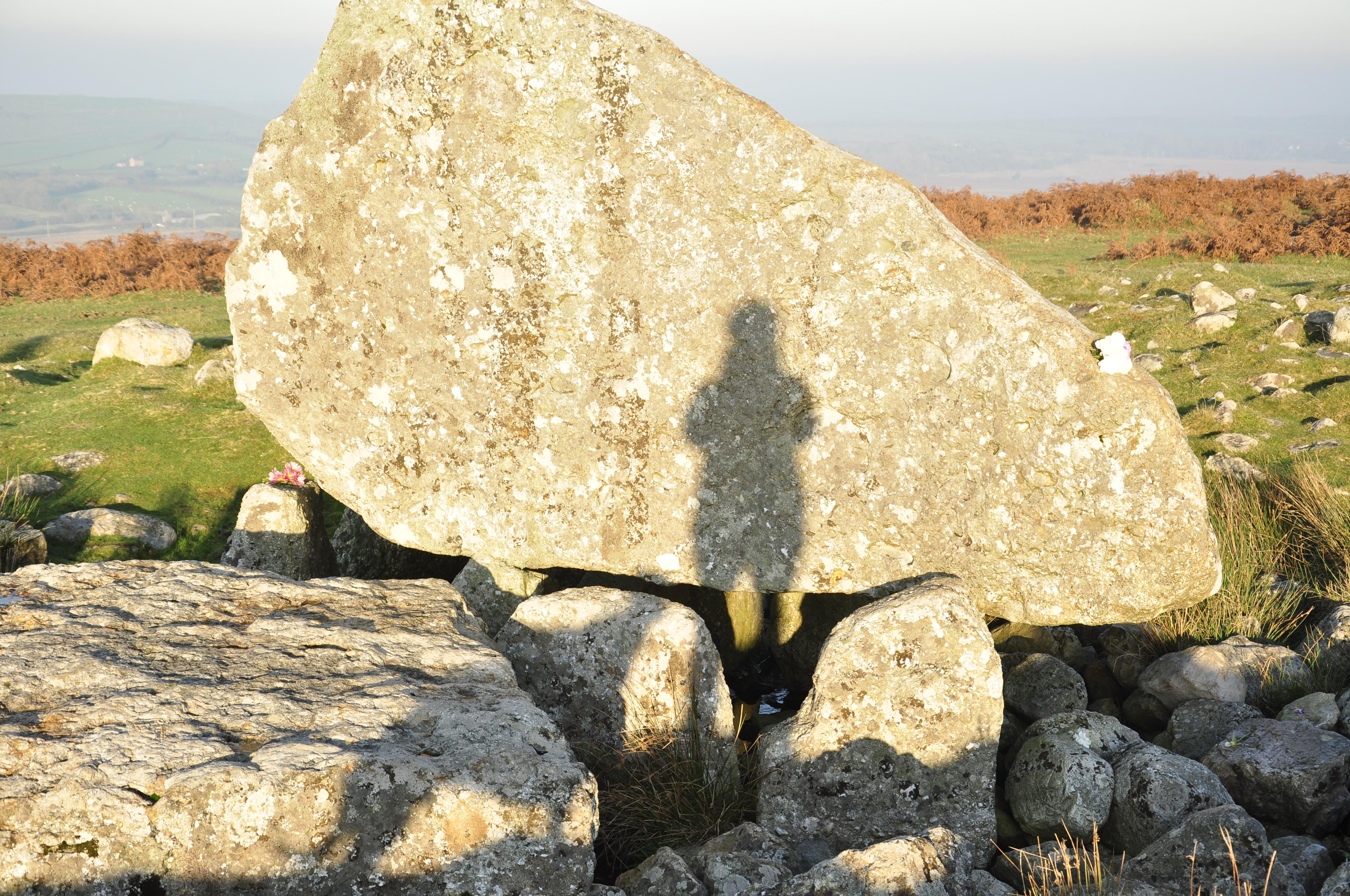 roz moreton at arthurs stone