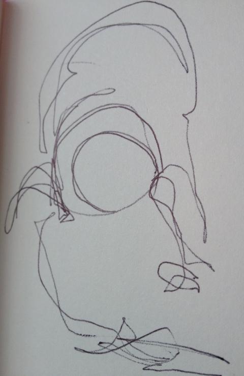 Migraine sketch 3