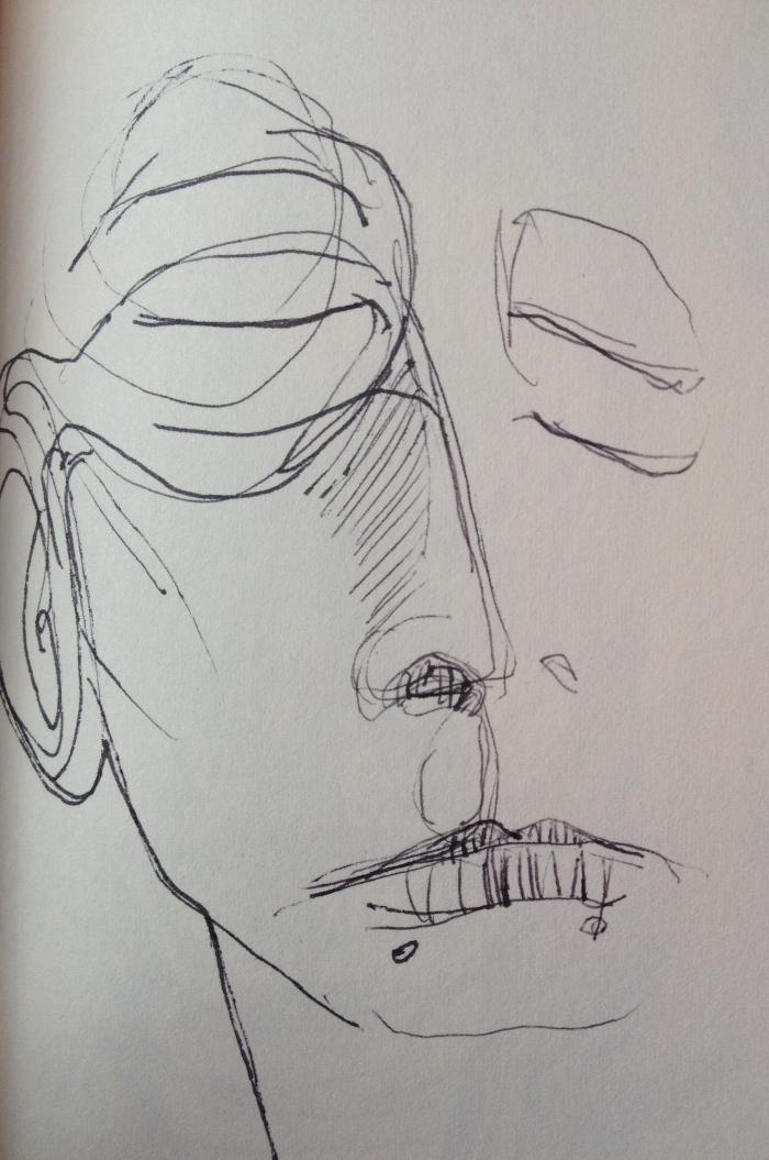 Migraine sketch 4