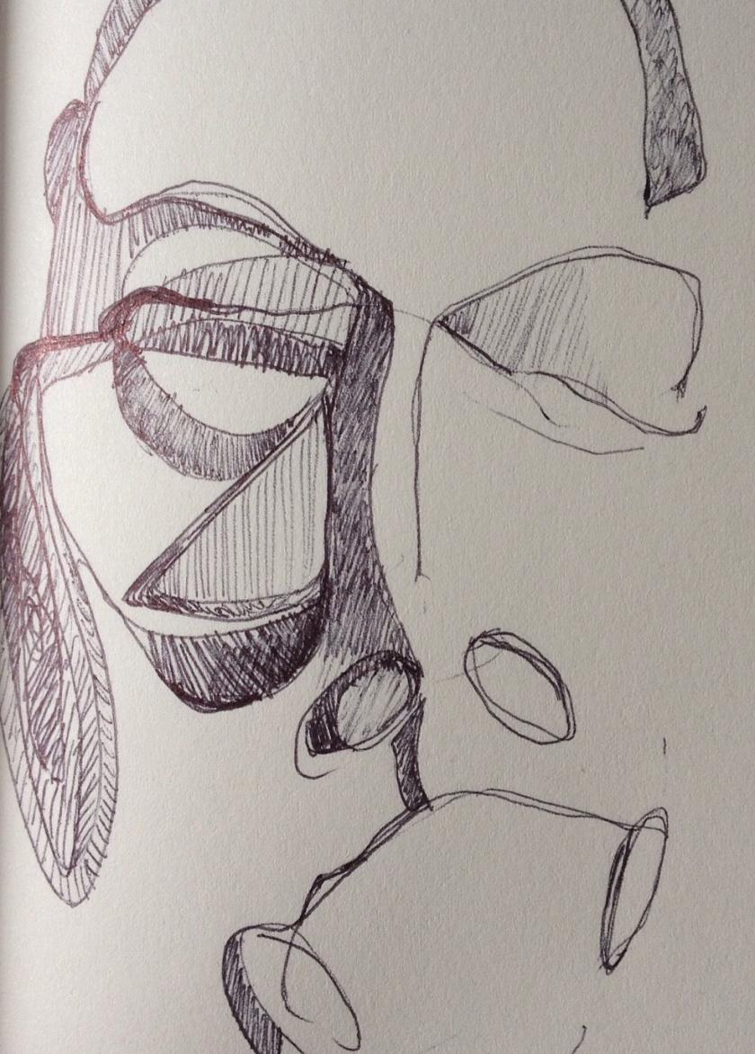 Migraine sketch 2